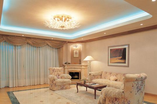 классический потолок