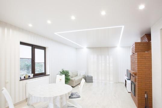 Потолок на дачу